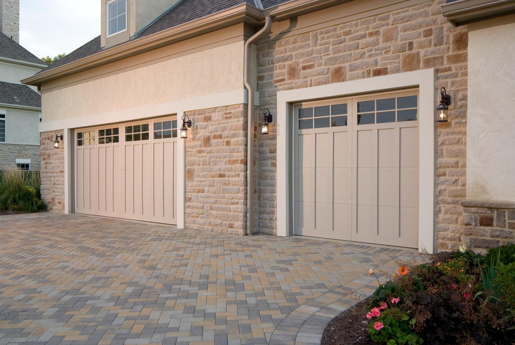 Choosing the Best Garage Door Paint Color For Your Home ... on Choosing Garage Door Paint Colors  id=79733