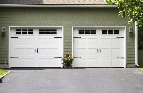 Fagan Door: The Carriage House Series