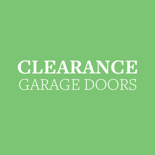 Fagan Door: Clearance Garage Doors